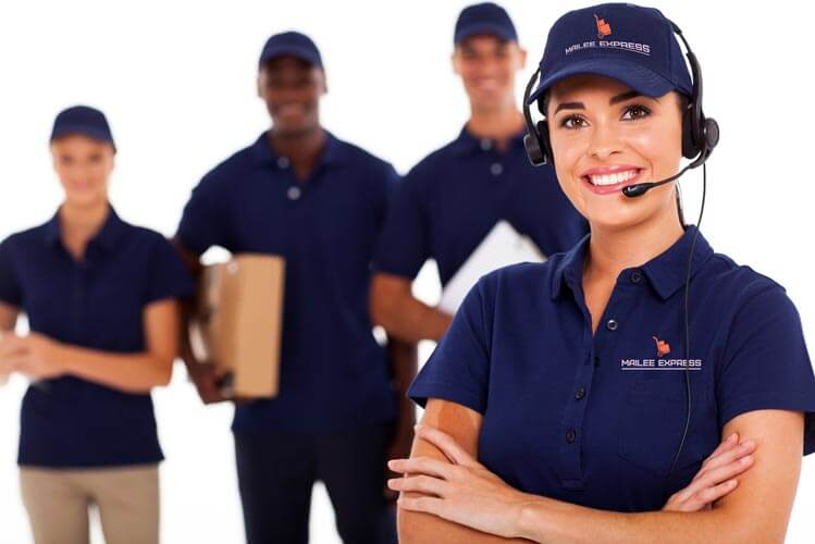 Mailee Express service team