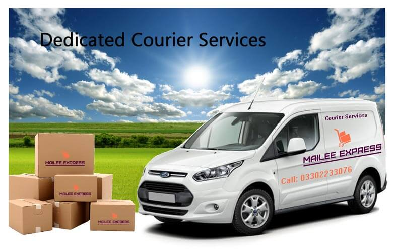 Dedicated same day courier