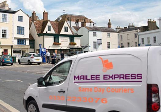 Mailee Express in Bicester