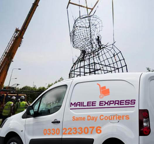 Mailee Express in Newton Aycliffe