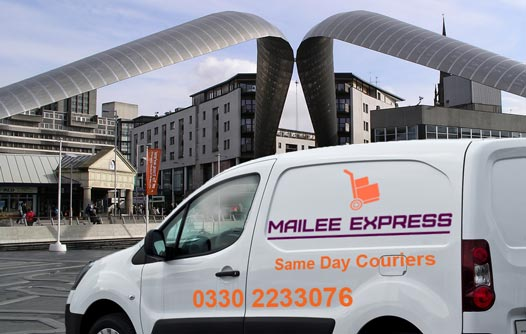 Mailee Express in Coventry