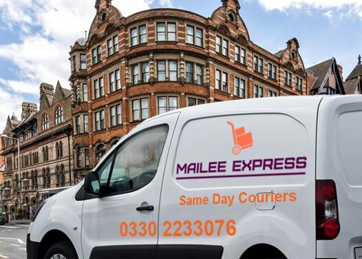 Mailee Express in Nottingham
